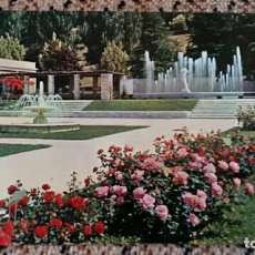 Postales: TARJETA POSTAL, POSTAL. MADRID. PARQUE DEL OESTE. ROSALEDA. Lote 84018408