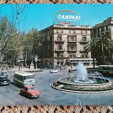 Postales: TARJETA POSTAL, POSTAL. PALMA DE MALLORCA. PLAZA DE LA REINA. Lote 84018808