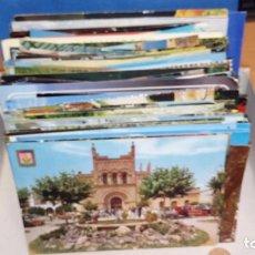 Postales: LOTE DE MÁS DE 250 POSTALES - AÑOS 60 Y 70 ( MUCHAS DE ESPAÑA ). Lote 84171140