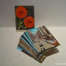 Postales: LOTE DE 151 POSTALES DISTINTAS LOCALIDADES AÑOS 60-70. Lote 91379735