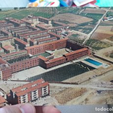 Postales: ZARAGOZA. O.D. STO. DOMINGO DE SILOS, EN OBRAS. HACIA EL AÑO 75. RARISIMA. Lote 91434690