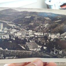 Postales: MOLLO, GERONA. VISTA GENERAL. 1930. Lote 91590450