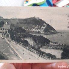 Postales: SAN SEBASTIAN, IGUELDO. 102. FOT. PAISAJSTICA ANTONIO. Lote 91591370