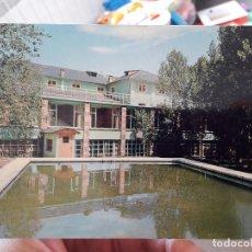 Postales: COLEGIO VIRGEN DE LAS NIEVES, LA MOLINA, ED. PUBLINTEL. 1960. Lote 91591700