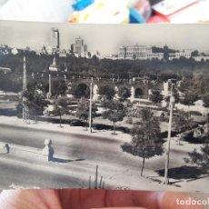 Postales: MADRID, PUENTE DE SEGOVIA, ED. HAE. 1959. Lote 91635765