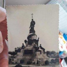 Postales: VALLADOLID, MONUMENTO A COLON. DANIEL ARBONES. 6. 1950. Lote 91744770