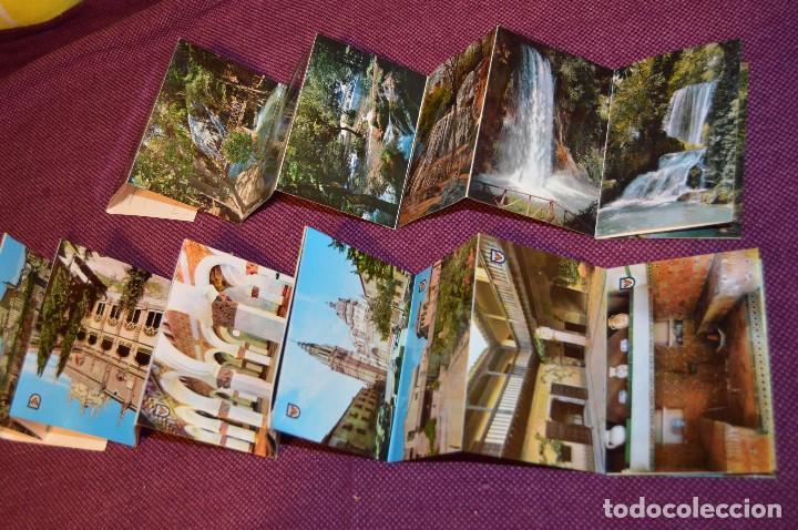 Postales: LOTE 7 LIBRITOS DE POSTALES - GRANADA, AVILA, TOLEDO, S COMPOSTELA Y MAS - SIN CIRCULAR - HAZ OFERTA - Foto 7 - 92060545