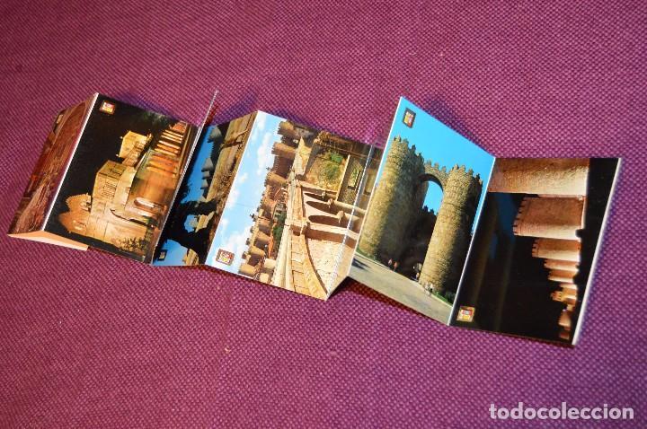 Postales: LOTE 7 LIBRITOS DE POSTALES - GRANADA, AVILA, TOLEDO, S COMPOSTELA Y MAS - SIN CIRCULAR - HAZ OFERTA - Foto 9 - 92060545