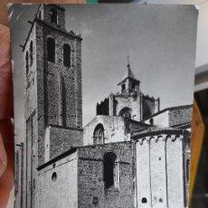 Postales: SANT CUGAT DEL VALLES, REAL MONASTERIO, CAMPANARIO Y CIMBORRIO, ED. A. CAMPAÑA, 1940 SERIE 1, Nº305. Lote 93860410