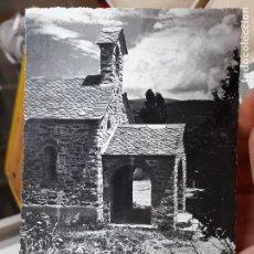 Postales: LA MOLINA, LA CAPILLA, HOTEL ADSERA, ED. F. FAZIO, CIRCULADA, 1940. Lote 93860730