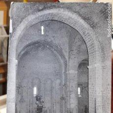 Postales: SANT JAUME DE FRONTANYA, EGLESIA PARROQUIAL, FOTO DESEURAS, SIN CIRCULAR, 1940. Lote 93860890