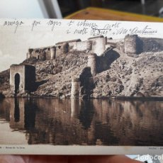 Postales: TOLEDO, BAÑOS DE LA CAVA, ED. ROISIN, Nº65, 1920, CIRCULADA. Lote 93862895