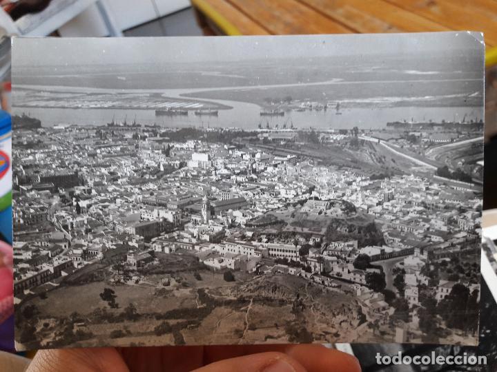 HUELVA, VISTA GENERAL, ED. SICILIA, Nº2, 1940, SIN CIRCULAR (Postales - España - Sin Clasificar Moderna (desde 1.940))