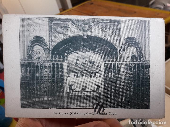 LA GLEVA, LA SANTA COVA, ED. UNION POSTAL, IMPRENTA LA HORMIGA DE ORO, 1900 (Postales - España - Sin Clasificar Moderna (desde 1.940))