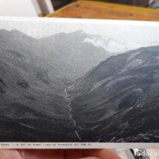 Postales: PIRINEU CATALA, VALL DE FRESER, ED. DEL C.E. DE C. 1940 Nº8. Lote 93867235