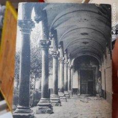 Postales: VICH, CLAUSTRE DEL EX-CONVENT DELS DOMINIES, J.P.VICH, UNION POSTAL, 1900. Lote 93867615