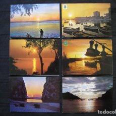 Postales: LOTE 6 POSTALES VARIADAS.. Lote 93871970