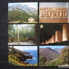 Postales: LOTE 6 POSTALES VARIADAS.. Lote 93872865