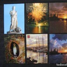 Postales: LOTE 6 POSTALES VARIADAS.. Lote 93873585