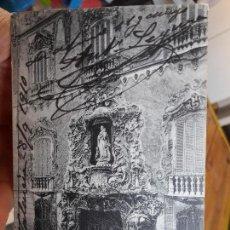 Postales: VALENCIA, PATIO MARQUES DE DOS AGUAS, J.F.N, Nº25, 1910, ESCRITA, PRECIOSA. Lote 93894120