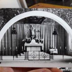 Postales: VALLFOGONA DE RUICORP, BALNEARIO, PRESBITERIO DE LA CAPILLA, ED. RAYMOND, Nº5, 1940. Lote 93894640