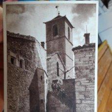 Postales: VISTA DE VALLFOGONA DE RIUCORP, ED. RIEUSSET, Nº8 1930, SIN CIRCULAR. Lote 93894730