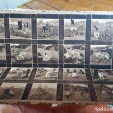 Postales: SEVILLA EXPOSICION GLORIETA DEL QUIJOTE, ED. ROISIN, 1940. Lote 93895065