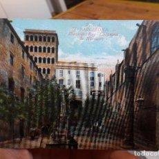 Postales: BARCELONA, PLAZA DEL REY-COLUMNA DE HERCULES, R.S.A., Nº78, 1900. Lote 93895330