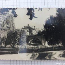 Postales: ANTIGUA POSTAL ALCAÑIZ 1957. Lote 94340444