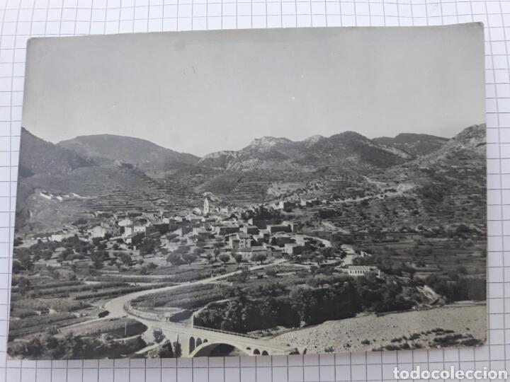 ANTIGUA POSTAL CIRCULADA CIRAT 1961 (Postales - España - Sin Clasificar Moderna (desde 1.940))