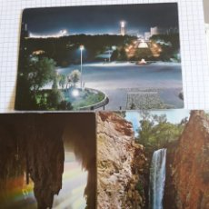 Postales: LOTE 3 POSTALES ZARAGOZA AÑOS 60. Lote 94378707