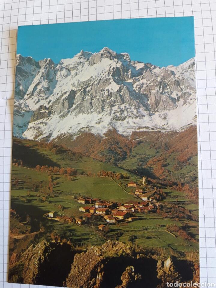 POSTAL PICOS DE EUROPA (Postales - España - Sin Clasificar Moderna (desde 1.940))