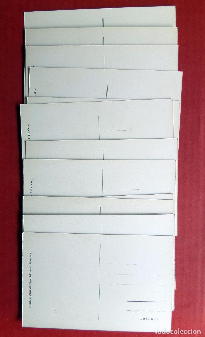 Postales: carpeta con 14 postales de Transición del Románico al Gótico. - Foto 6 - 96442535