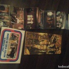 Postales: POSTALES Y REVISTA MUSEO CERA. Lote 96931007