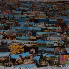 Postales: GIGANTESCO LOTE DE 400 POSTALES, LA MAYORÍA ESPAÑOLAS DE LOS AÑOS 60-70. Lote 99734979