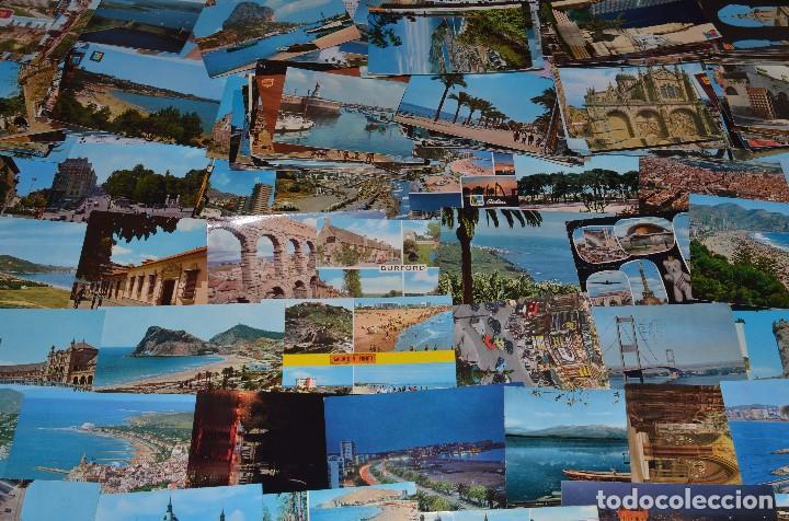 Postales: GIGANTESCO LOTE DE 400 POSTALES, LA MAYORÍA ESPAÑOLAS DE LOS AÑOS 60-70 - Foto 5 - 99734979