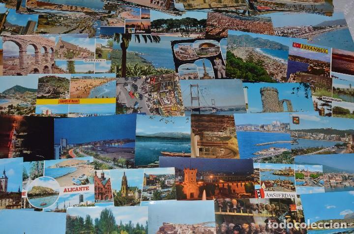 Postales: GIGANTESCO LOTE DE 400 POSTALES, LA MAYORÍA ESPAÑOLAS DE LOS AÑOS 60-70 - Foto 6 - 99734979