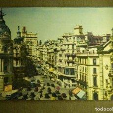 Postales: POSTAL - ESPAÑA - MADRID - AVDA. DE JOSÉ ANTONIO - SERIE Nº 3 - FOTO RELIEVE - NE - NC. Lote 100768047