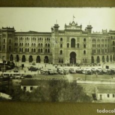 Postales: POSTAL - ESPAÑA - MADRID.- 13.- PLAZA DE TOROS - HELIOTIPIA ARTÍSTICA ESPAÑOLA - 1958 - ESCRITA. Lote 100784127