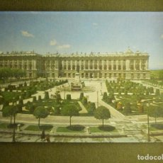 Postales: POSTAL - ESPAÑA - MADRID - PLAZA DE ORIENTE Y PALACIO NACIONAL - SERIE XXXIX P. ESPERON - NE-NC. Lote 100786511