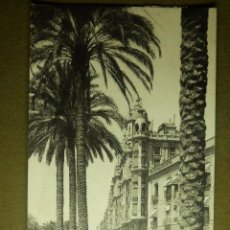 Postales: POSTAL - ESPAÑA - ALICANTE - VISTA TOMADA DESDE EL POSTIGUET - L. ROISIN - ESCRITA EN 1927 . Lote 100791979