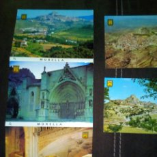 Postales: POSTAL PLIEGO MORELLA CASTELLON. Lote 103355454