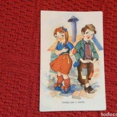 Postales: TARJETA POSTAL AÑO 1949. Lote 103540523
