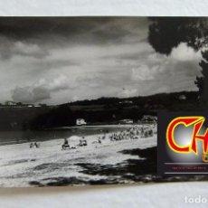 Postales: POSTAL PUENTEDEUME CORUÑA - PLAYA DE LA MAGDALENA. Lote 103227991