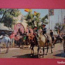 Postales: POSTAL DE:FERIA,SEVILLA,(SIN CIRCULAR). Lote 103951395