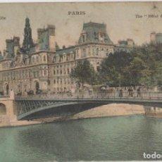 Postales: POSTALES POSTAL PARIS 1920. Lote 105963727