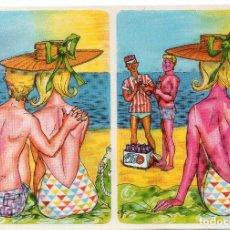 Postales: 829 SPANISTYP - AÑO 1966. Lote 107397507