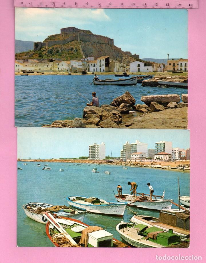 44 POSTALES DE TODO ESPAÑA 1 CIRCULADAS Y 43 SIN CIRCULAR (Postales - España - Sin Clasificar Moderna (desde 1.940))