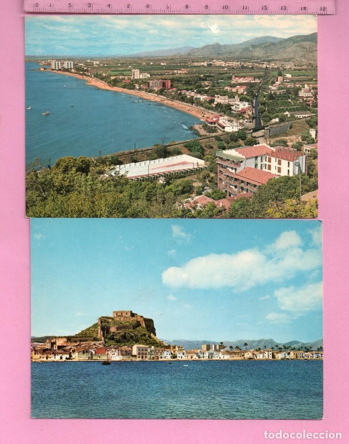 Postales: 44 postales de todo España 1 circuladas y 43 sin circular - Foto 2 - 110187327