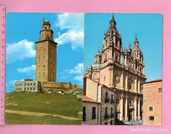 Postales: 44 postales de todo España 1 circuladas y 43 sin circular - Foto 4 - 110187327